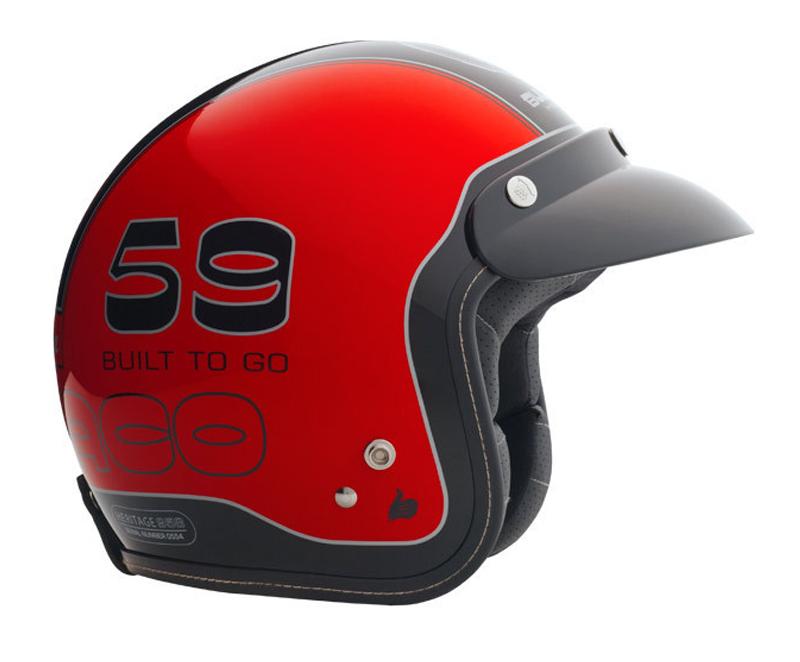 bultaco helm heritage tralla rwn motorrad. Black Bedroom Furniture Sets. Home Design Ideas