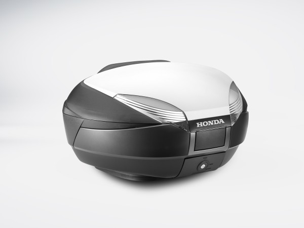 Original Honda CB 1100/ CB 1100 EX/ Forza 300 Dekor Abdeckung Top Case 48 LIter weiß NHA16