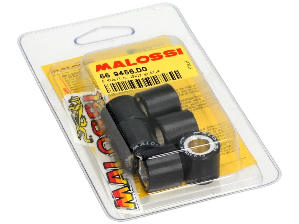 Malossi Variatorrollensatz, 19x17 mm, 7,4 g, Stück: 6