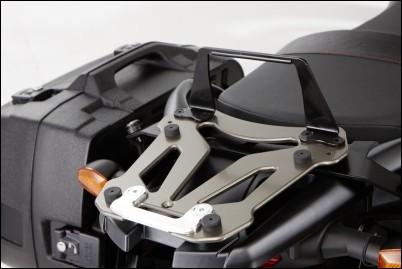 """Montagesatz für Top-Case """"Touring"""" für Suzuki V-Strom 650 BJ. 2012-2016"""
