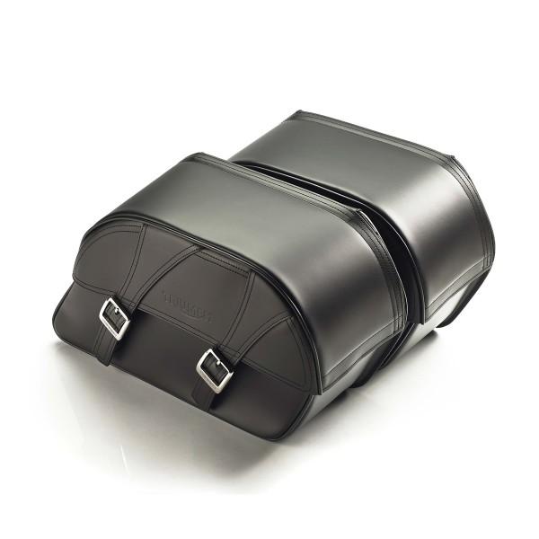 Leder Gepäcktaschen für Bonneville T100 / T120