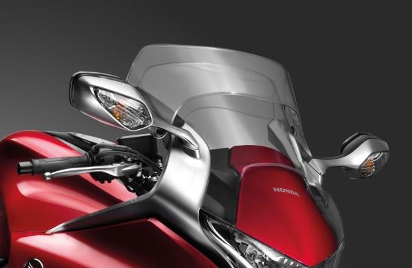 Original Honda VFR1200F Touring-Verlängerung für Windscheibe