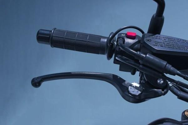 Bremshebel (schwarz) für Suzuki GSX-S1000 BJ. 2015-2017