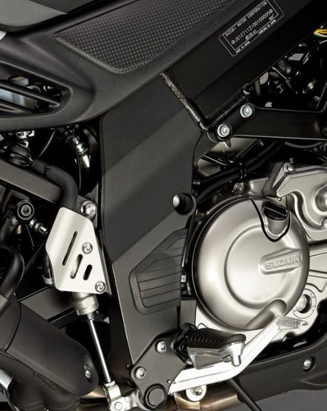 Rahmenschutzfolie für Suzuki V-Strom 650 BJ. 2012-2016