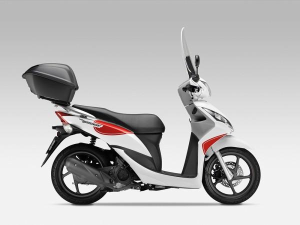 "Original Honda Vision50/ Vision110 Aufklebersatz ""Sport"" rot"