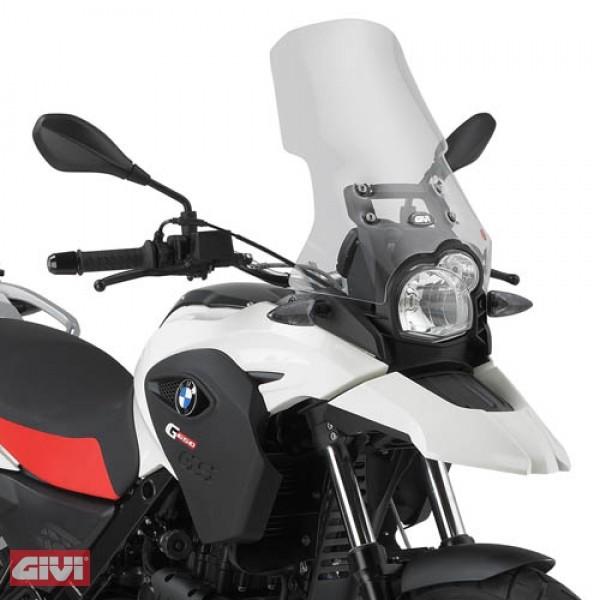 Givi Verkleidungs-Scheibe transparent ABE BMW G650GS Bj.11-