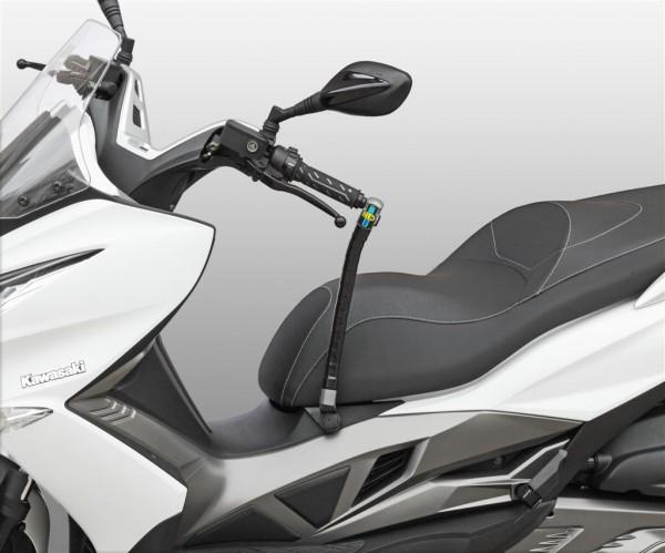 Handlebar Lock J125 2016 / J300 2017 Original Kawasaki