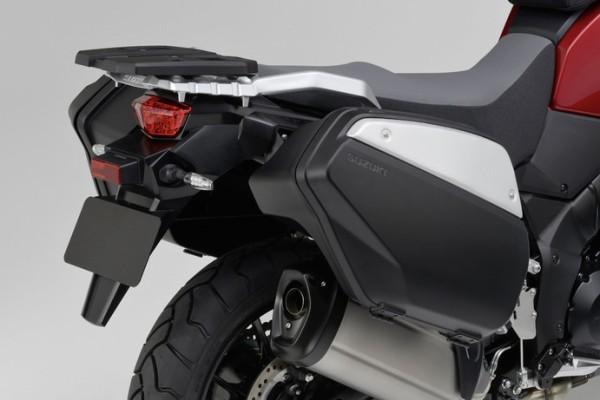 Seitenkoffer Set für Suzuki V-Strom 1000 BJ. 2014-2016