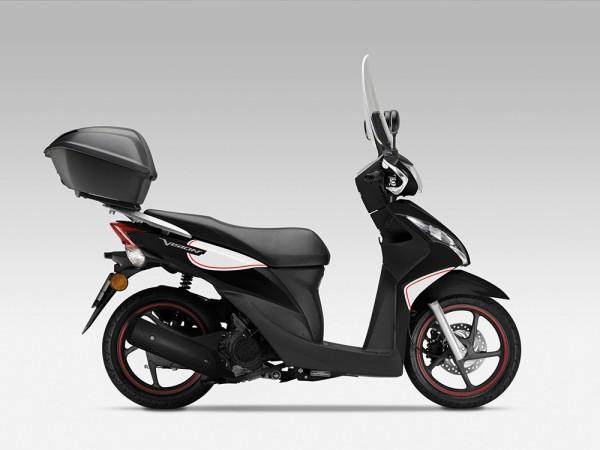 "Original Honda Vision50/ Vision110 Aufklebersatz ""Sport"" inklusive Felgendekor weiß"