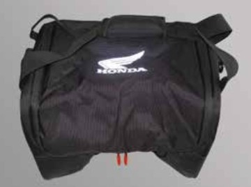 Original Honda Innenpacktasche Top Case Africa Twin CRF1000L, schwarz
