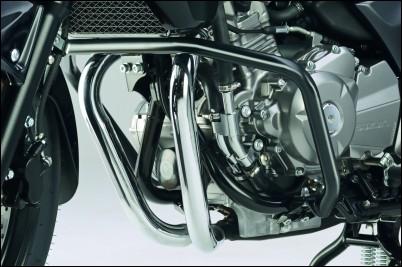 Motorschutzbügel für Suzuki GW250 Inazuma BJ. 2013-2015