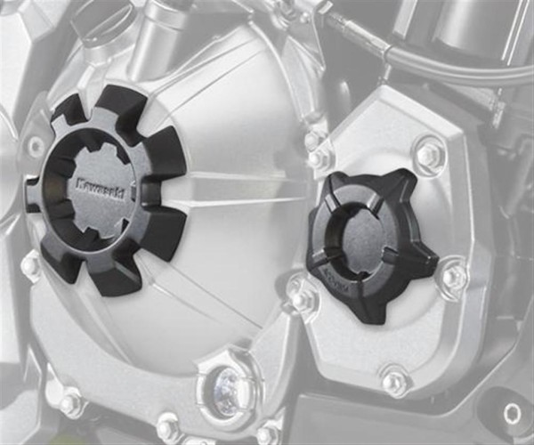Motorschutz-Ringe (3er-Set) Z900 2017 Original Kawasaki