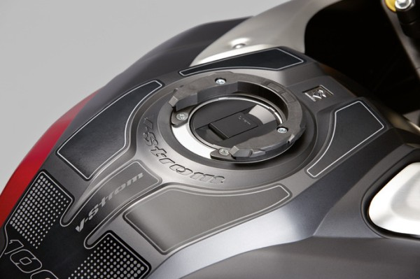 Ringbefestigung für Suzuki GSX-R1000 BJ. 2012-2016/ GSX-R750 BJ. 2011-2017/ GSX-R600 BJ. 2011-2017/