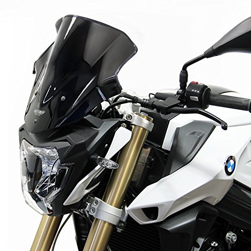 mra tourenscheibe bmw f 800 r 2015 rauchgrau rwn. Black Bedroom Furniture Sets. Home Design Ideas