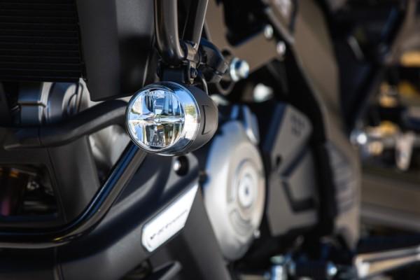 LED Nebelscheinwerfer für Suzuki V-Strom 650 BJ. 2017