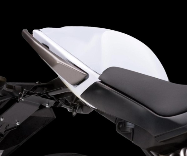 Bump Cover Metallic Carbon Gray ER-6f 2016 / ER-6n 2016 Original Kawasaki