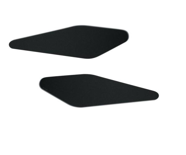 Knee pads black Ninja650 2017 / Z650 2017 Original Kawasaki