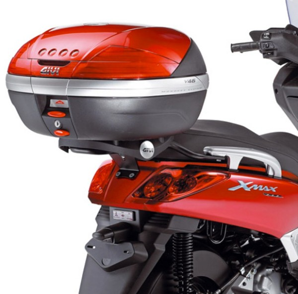 Givi topcase carrier black Monokey for Yamaha X-Max 125-250 Bj 05-09