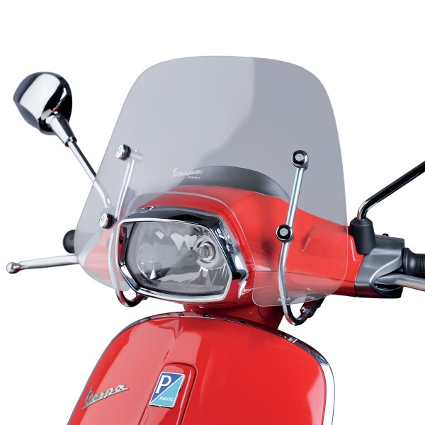 Windshield Cruiser Vespa Sprint - clear