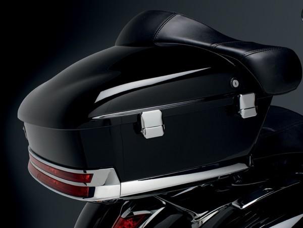 Topcase-Kit ebony schwarz VN1700 Classic Tourer 2014 Original Kawasaki