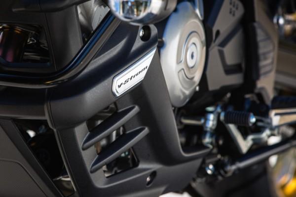 Bugspoiler für Suzuki V-Strom 650 BJ. 2017