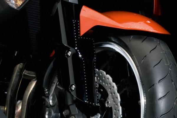 Steinschlagschutz Z1000 2013 Original Kawasaki