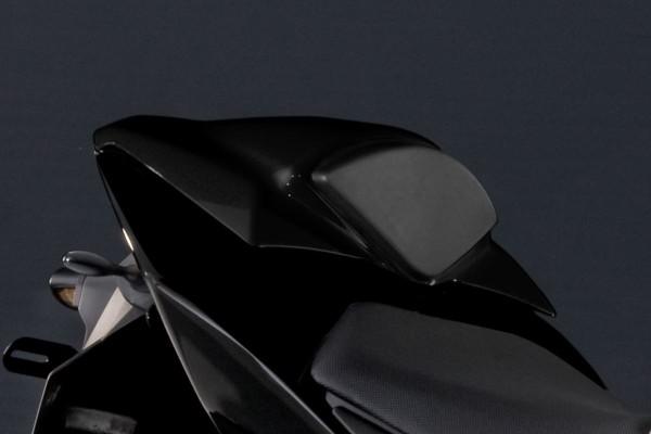 Cuspidor Metallic Spark Black Ninja250R 2012 Original Kawasaki