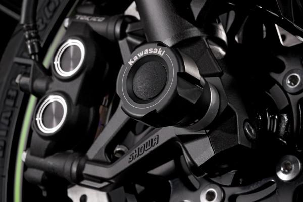 Achsenschutz vorne Z1000 2013 Original Kawasaki