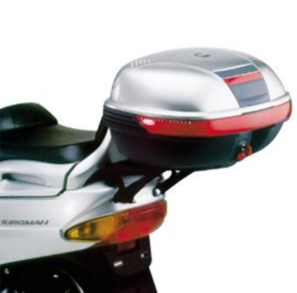 Givi topcase carrier black for Monokey suitcase Suzuki Burgman 250-400 year 98-02