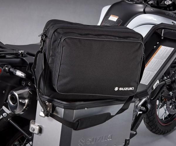 Innentasche für Alu-Seitenkoffer 45 Liter für Suzuki V-Strom 650 BJ. 2012-2016/ V-Strom 650 BJ. 2009