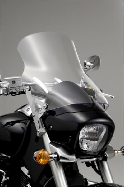 Windschild groß für Suzuki M800 BJ. 2010-2013