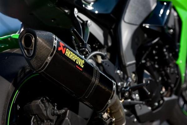 Akrapovic Carbon Endschalldämpfer Ninja ZX-10R 2010 Original Kawasaki