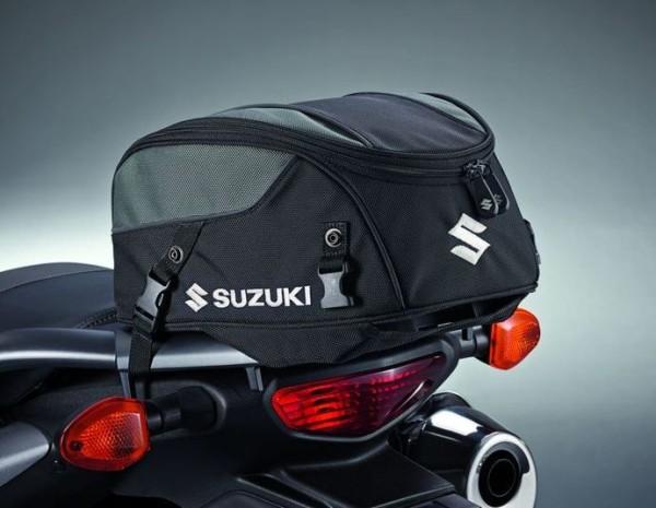 Hecktasche für Suzuki SV650 BJ. 2016-2017
