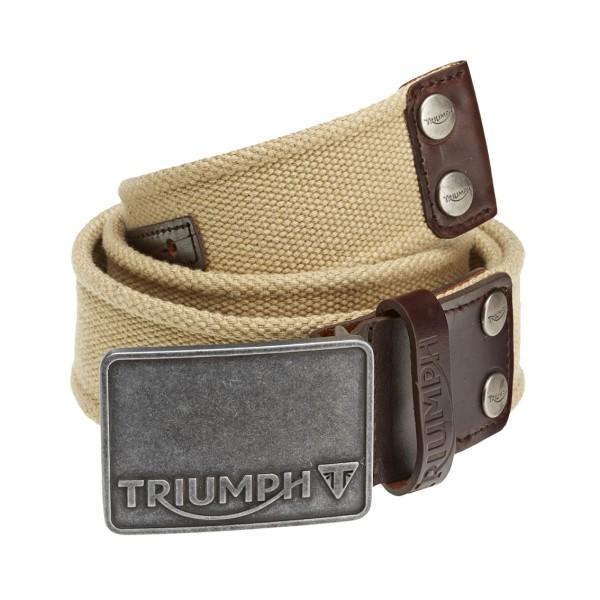 Triumph Gürtel in beige mit Lederkomponenten *Sonderangebot*