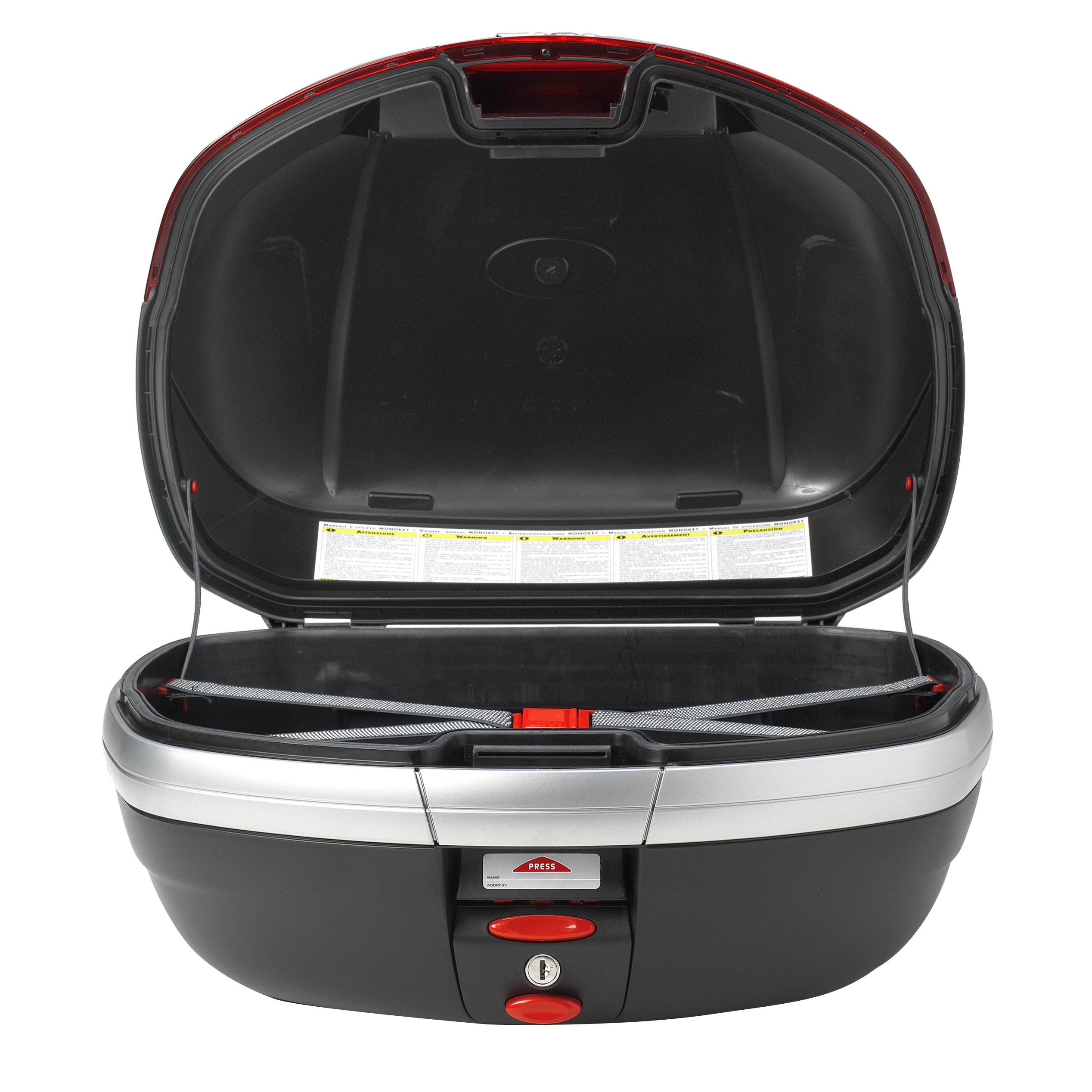 Topcase GiVi V46 Monokey schwarz 46L