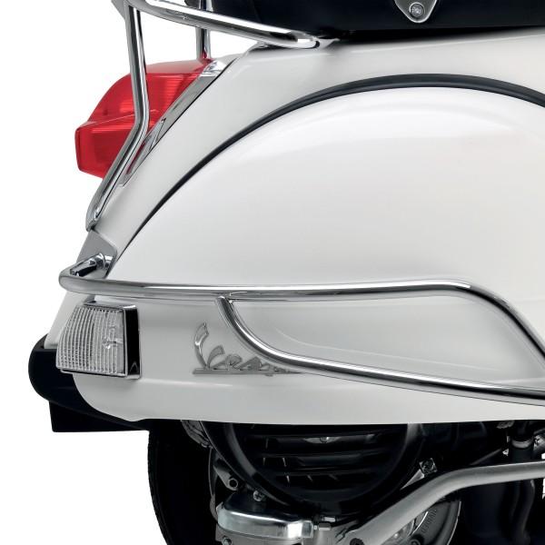 Original crashbar laterally rear chrome Vespa PX