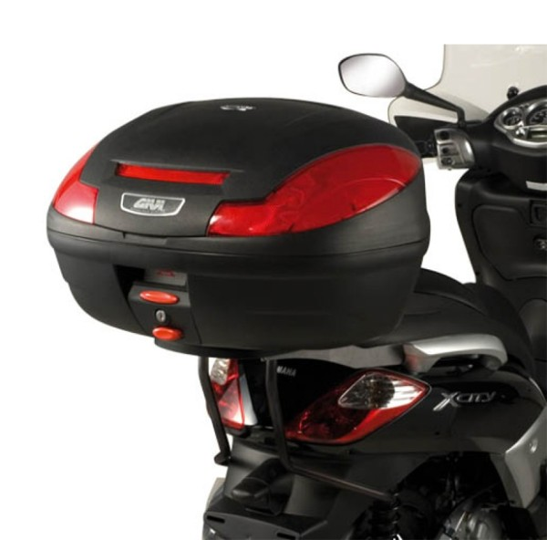 Givi Topcase Carrier black Monolock for Yamaha X-City 125/250 year 07-