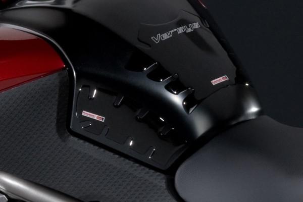 Tank pad black Versys650 2014 Original Kawasaki