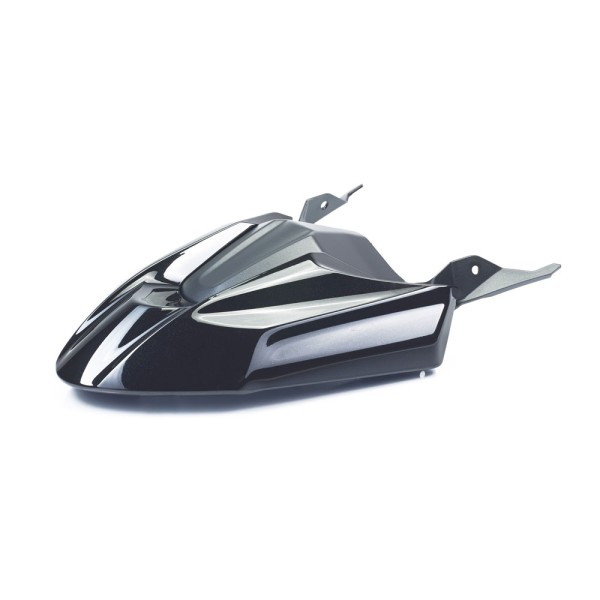 Triumph Tiger 800 hochgezogenes Schutzblech - Phantom Black