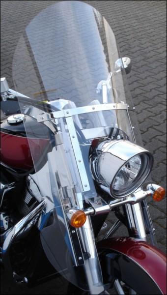 Windschild Intruder für Suzuki C1800R BJ. 2008-2012
