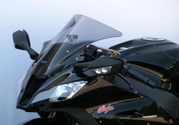 """MRA KAWASAKI ZX 10 R - Originalformscheibe """"OM"""" 2011-2015"""