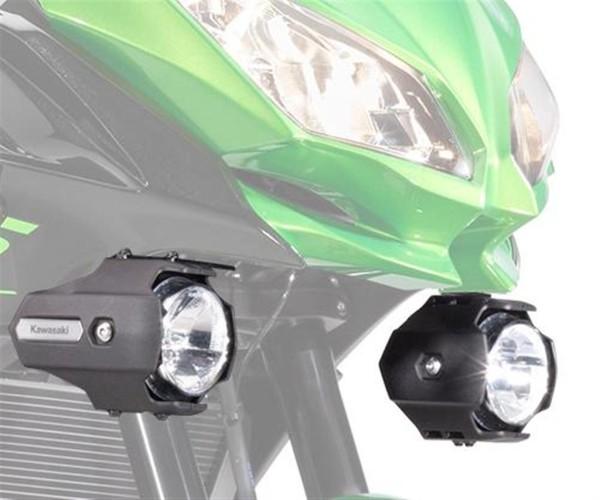 LED-Zusatzscheinwerfer Versys650 2017 Original Kawasaki