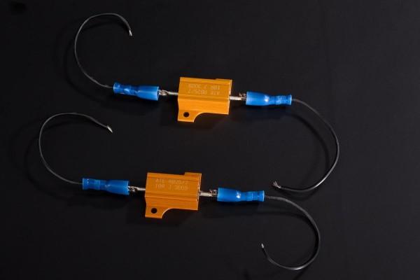Resistor Kit I front and rear (2 turn signals) Ninja250R 2012 Original Kawasaki