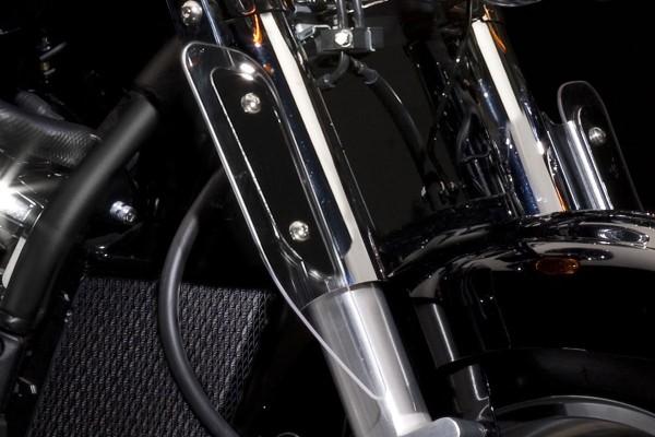 Windshield Lowers Kit VN1700 Classic 2014 Original Kawasaki