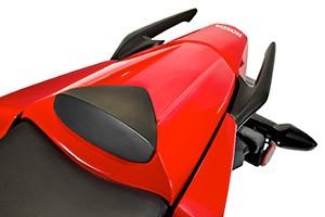 Soziussitzabdeckung Millennium Red R263 Original Honda CBR 300 R