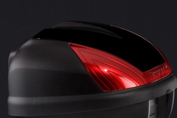 Top Case Cover (30 L) Metallic Spark Black ER-6F 2011 / ER-6n 2011 / Versys650 2014 Original Kawas