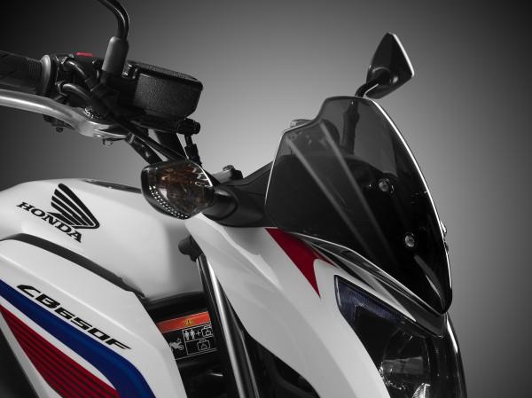 Original Honda CB 650 F windshield