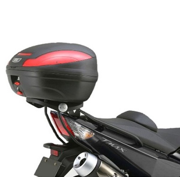 Givi Topcase Carrier black Monolock for Yamaha T-Max 500 (year 08-)