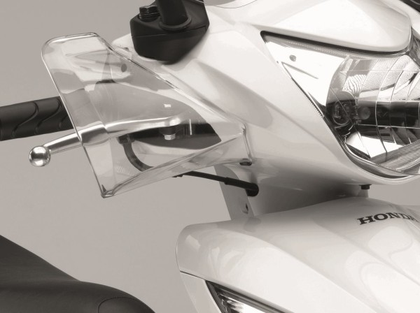 Original Honda Vision50/ Vision110 Handprotektorsatz