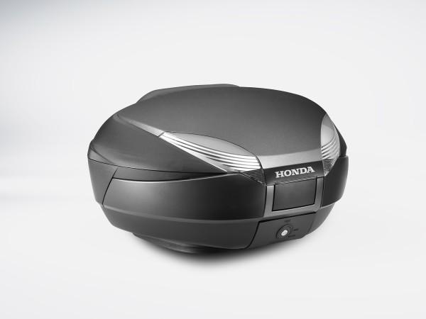 Original Honda CB 1100/ CB 1100 EX/ Forza 300 Dekor Abdeckung Top Case 48 Liter silber NHB29